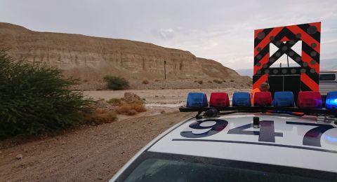 الشرطة تنصح السائقين باعتماد طريق بديلا عن العربة