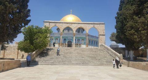 الشيخ عكرمة صبري يطالب بشدِّ الرحال إلى الأقصى الثلاثاء القادم