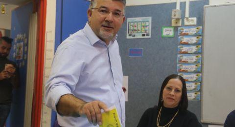النائب د. جبارين في ام الفحم لـبكرا: سأعمل بتعاون كامل مع رئيس البلدية الذي ينتخبه اهالينا