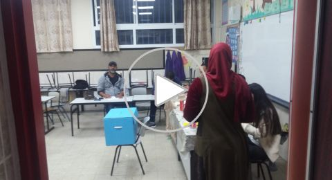 قلنسوة: نسبة تصويت متدنّية