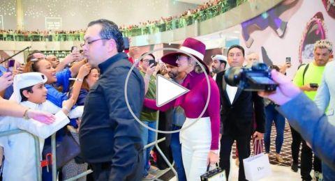 عرض جينيفر لوبيز في قطر لم يتجاوز 20 دقيقة وكلّف 3 ملايين يورو