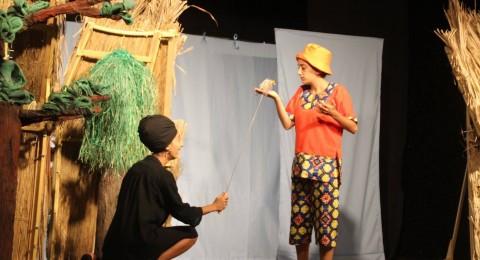 اللجنة القطرية للسلة الثقافية  تصادق على  مسرحية أتسمع صوتي  ومسرحية الكسول