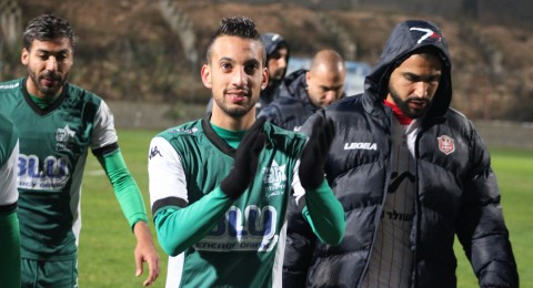 الناصرة تبدأ احتفالاتها بالميلاد بفوز الاخاء (6-0) على