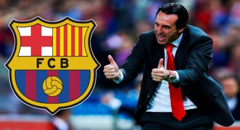 شبح برشلونة يُرعب مدرب باريس سان جيرمان