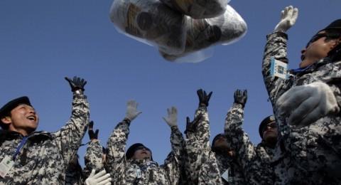 كوريا: القاء منشورات من السماء ضد اعدام جانغ سونغ تيك