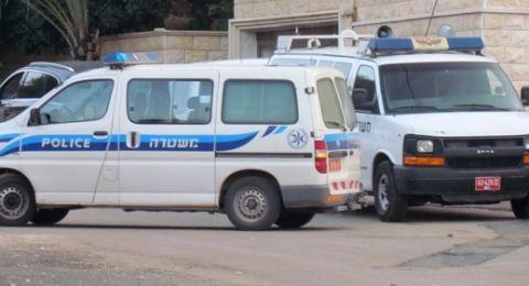لداوي يهدس شرطيين اثناء الفرار بمركبة