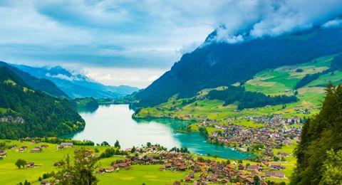 أجمل مدن العالم من حيث الطبيعه