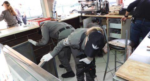 اعتقال مشتبهين بعد مخالفات في الفريديس