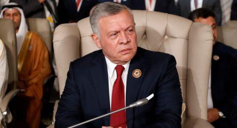 العاهل الأردني يعلق على أهم قضايا الساعة ويتطرق إلى مقتل سليماني!