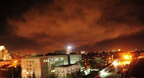 الاستخبارات الإسرائيلية توصي بزيادة الهجمات على سوريا