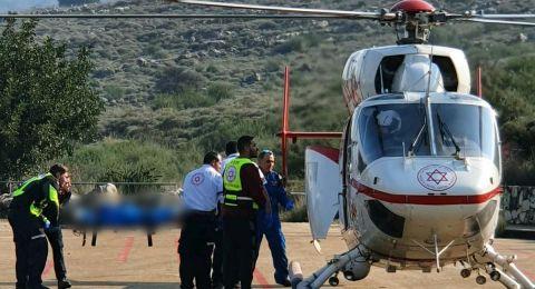 الحذر من المدافئ: اصابة طفل بحروق بالغة من وادي سلامة