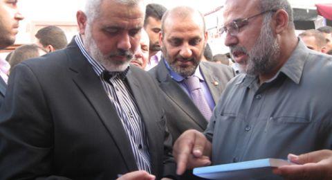 سلطان عمان الجديد يستقبل إسماعيل هنية