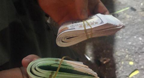 الفريديس: ضبط أوراق نقدية مزيّفة واعتقال مشتبه