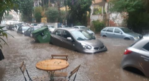 إسرائيل غير جاهزة للحروب والفيضانات والزلازل