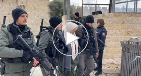 القدس: اعتقال مسنة  بزعم محاولة تنفيذ عملية طعن