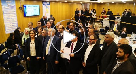 عضو في لجنة الانتخابات يهاجم النائب يزبك امس خلال تقديم أوراق القائمة المشتركة والسبب؟