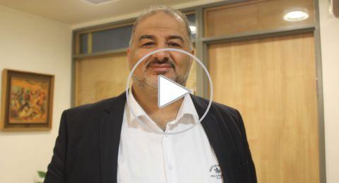 النائب عباس: مساهمة القائمة المشتركة في تغيير المعادلة يكون من خلال زيادة التصويت