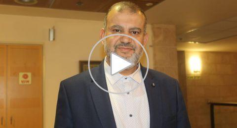 النائب وليد طه: الذهاب الى انتخابات ثالثة بسبب جبن المعسكرات اليهودية ولن تتحمل إسرائيل انتخابات جديدة