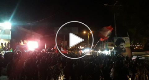 صدامات بين محتجين وقوى الأمن في لبنان