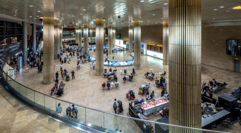 تقرير يكشف عن مخاوف إسرائيلية من استهداف مطار اللد خلال الحرب المقبلة