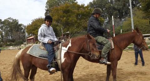 عرابة: اختتام دورة ركوب الخيل في طبريا