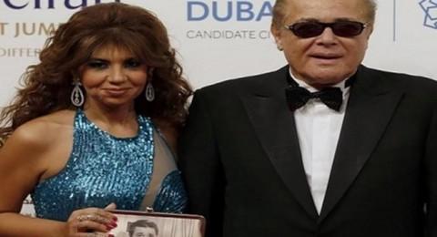 أرملة محمود عبدالعزيز تحتفل بعيد الحب على طريقتها!