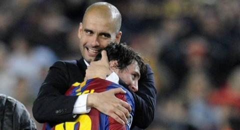 هاتف ميسي يختار مدرب برشلونة الجديد