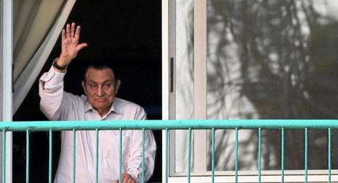 إطلاق سراح حسني مبارك