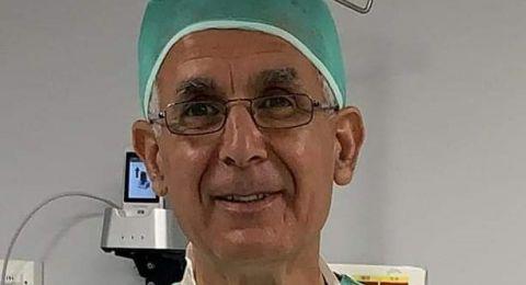 الدكتور ماجد غنايم يتعافى من فيروس الكورونا