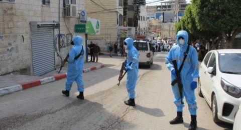 فلسطين: تسجيل 12 اصابة جديدة بفيروس كورونا