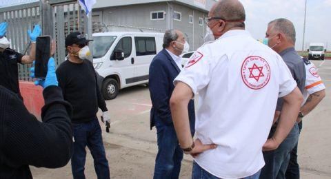 أبو حامد : زيادة كبيرة في عدد الإصابات بالكورونا في اليومين الماضيين في القدس الشرقية
