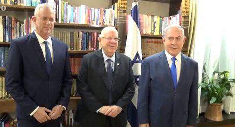 غانتس: اذا ما رغب نتنياهو في جرنا إلى انتخابات رابعة، فليقل ذلك!