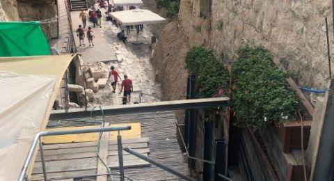 القدس: 5 اصابة جديدة في سلوان وارتفاع عدد المصابين الى 45 مريضًا