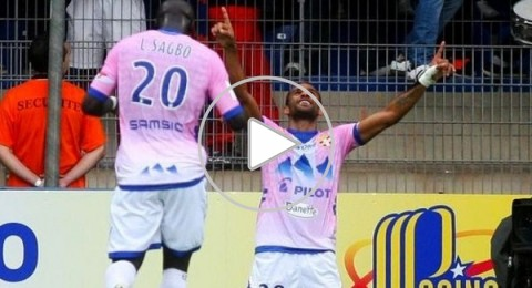 لاعب تونسي يسجل واحداً من أجمل الأهداف بالعالم