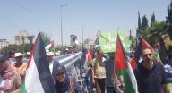 2الآلاف يحيون الذكرى ال71 للنكبة بمسيرة ومهرجان في رام الله