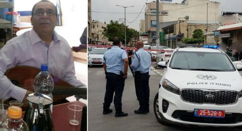 الناصرة: اعتقال مشتبهين بجريمة قتل الفنان توقيق زهر