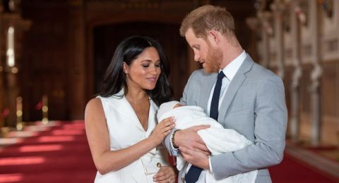الكشف عن مكان ولادة ابن الأمير هاري
