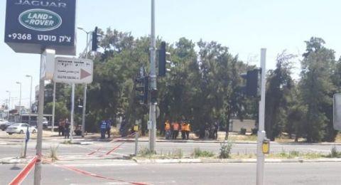 حيفا: تسرب غاز مشتغل في مصانع التكرير واغلاق المنطقة