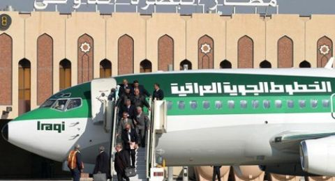 العراق يؤجل رحلاته الجوية إلى دمشق