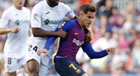 برشلونة يصدر بيانا رسميا بشأن كوتينيو