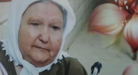 سخنين: وفاة طيبة الذكر الحاجة زهرة محمد طربيه