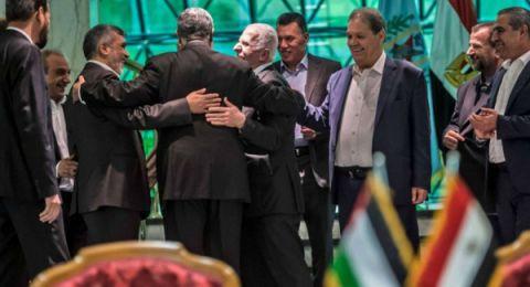 هل انسحبت مصر من ملف المصالحة بين فتح وحماس؟