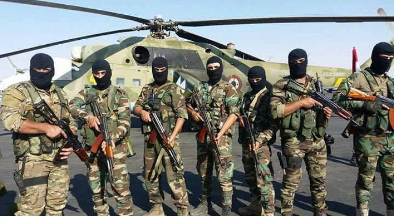 الجيش السوري يتصدى لهجوم بالقذائف الصاروخية في ريف اللاذقية
