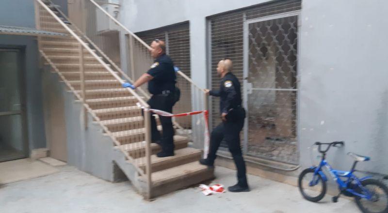 حيفا: العثور على جثة شخص واعتقال آخر