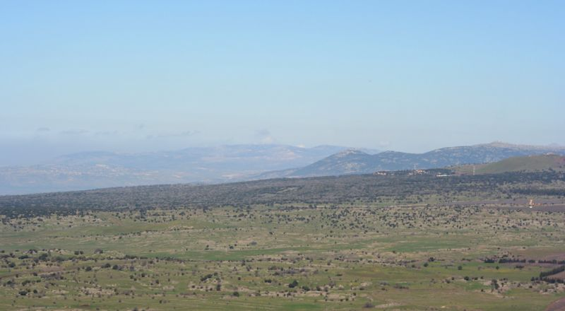 """الجولان المحتل:110 وحدة استيطانية في المرحلة الأولى في مستوطنة """"دونالد ترمب"""""""