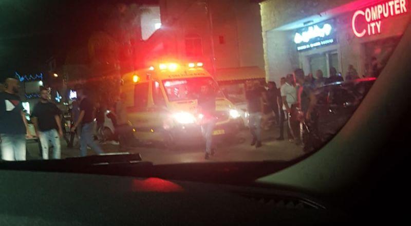 طمرة: اصابة شخص بصورة خطرة في حادث اطلاق للنار