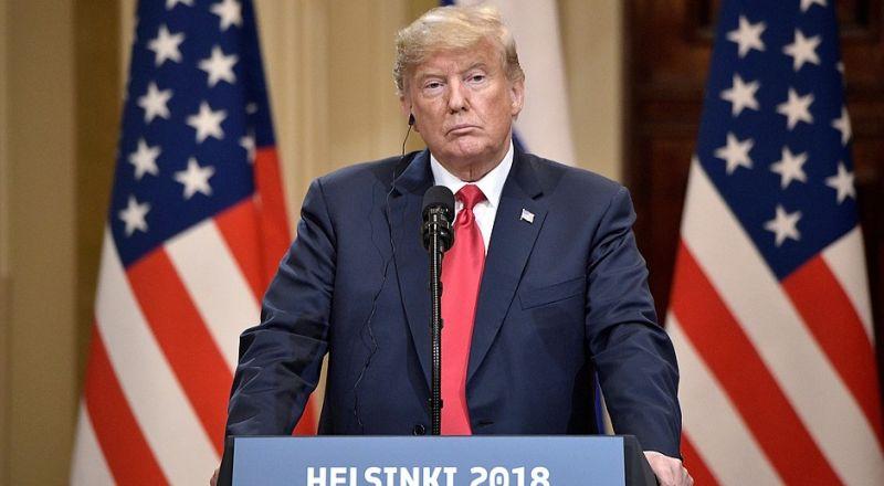 ترامب ينفي إرسال 120 ألف جندي للخليج