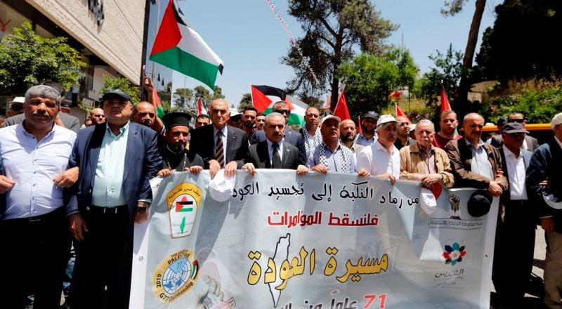 النكبة الفلسطينية والأجيال التي لا ولن تنسى أو تهدأ - بقلم: منيب المصري