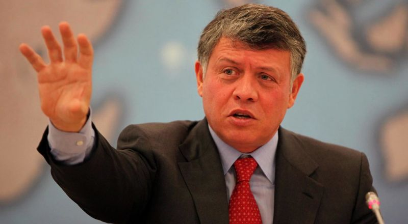 ملك الأردن يؤكد وقوف بلاده إلى جانب السعودية للحفاظ على أمنها و استقرارها