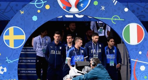 اليوم: إيطاليا تواجه السويد في مباراة ثأر واثبات قوة